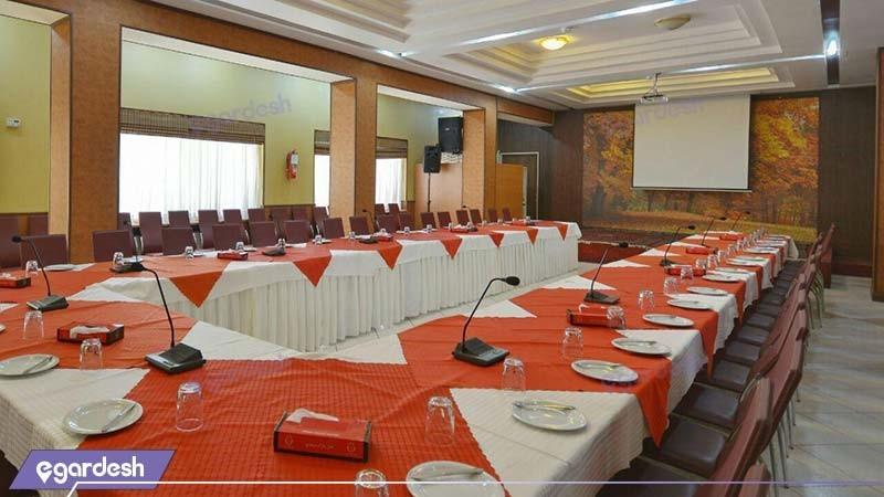 اتاق جلسات هتل پارک سعدی
