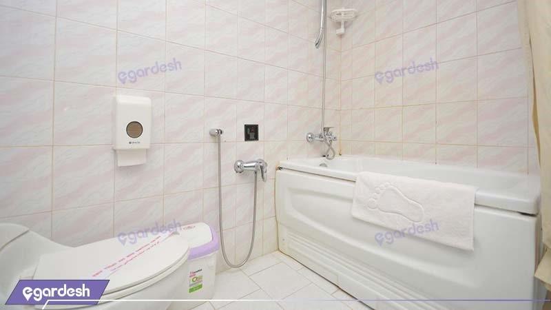 سرویس بهداشتی هتل پارک سعدی