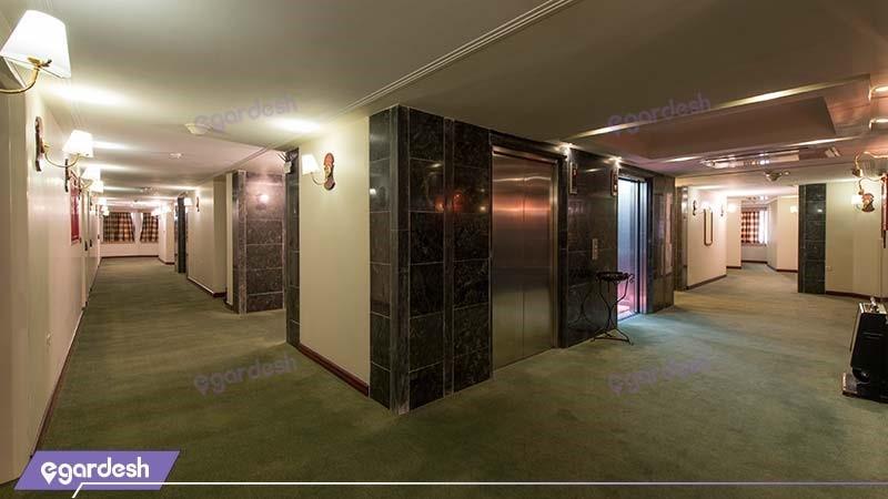 راهرو هتل پارس شیراز