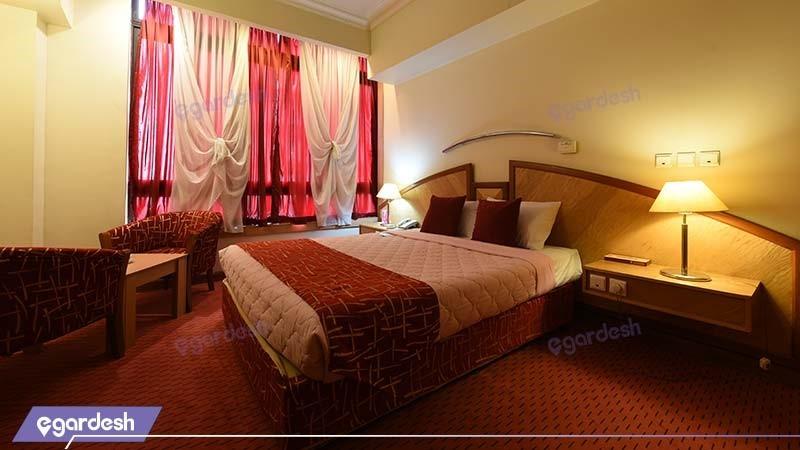 سوئیت رویال هتل پارس شیراز