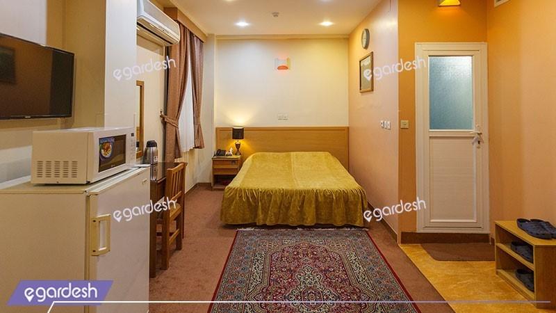 سوییت دو نفره هتل ساسان