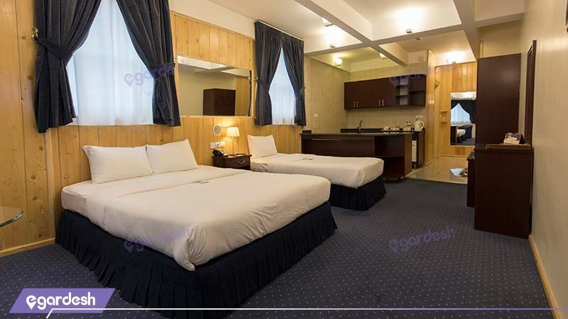 سوئیت هتل ستارگان