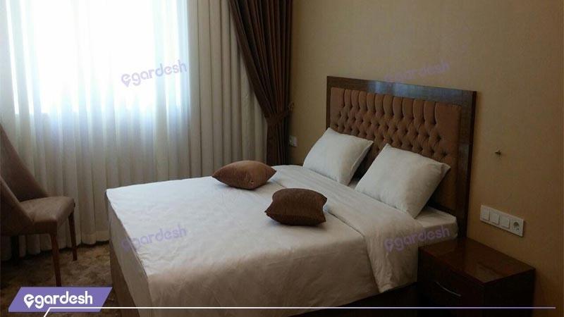 اتاق دوتخته دبل هتل آزادی