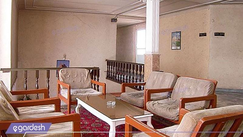 لابی هتل آذربایجان