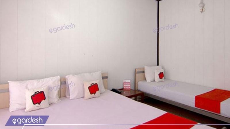 اتاق سه تخته هتل آذربایجان