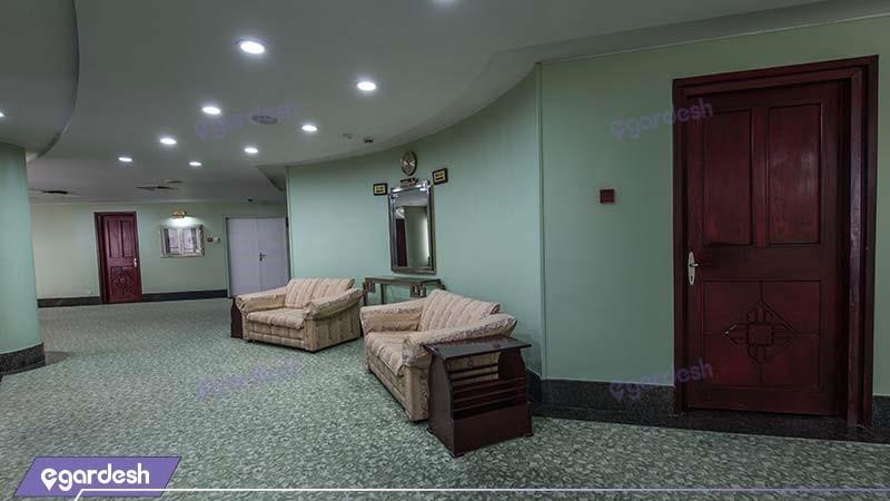 راهرو هتل پارس ائل گلی