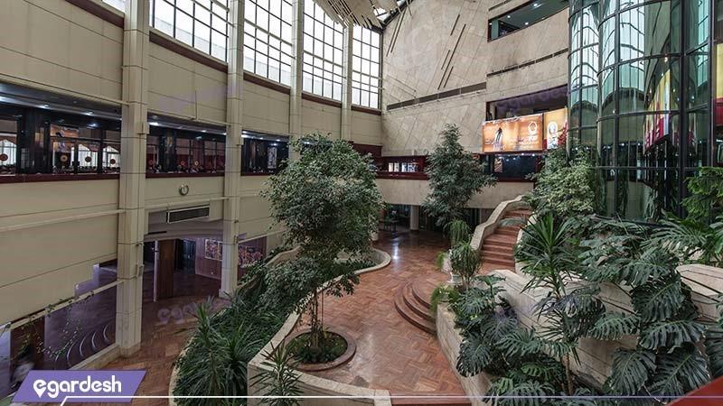 لابی هتل پارس ائل گلی
