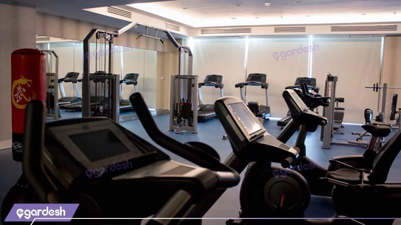 باشگاه بدنسازی هتل کایا لاله پارک