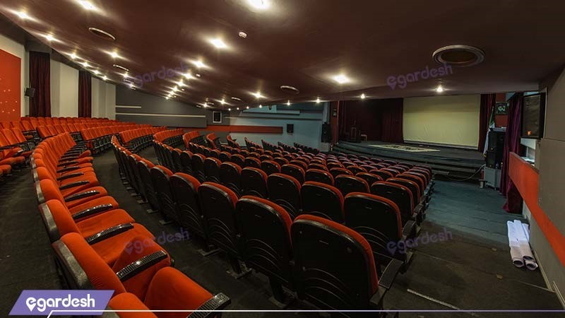 آمفی تئاتر هتل بین المللی شهریار