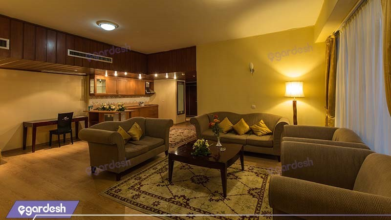 سوئیت پریزیدنتال هتل بین المللی