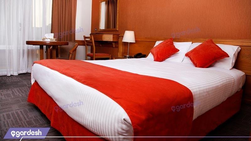اتاق دو تخته دبل هتل البرز
