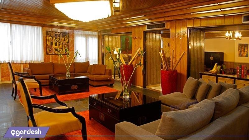لابی هتل البرز