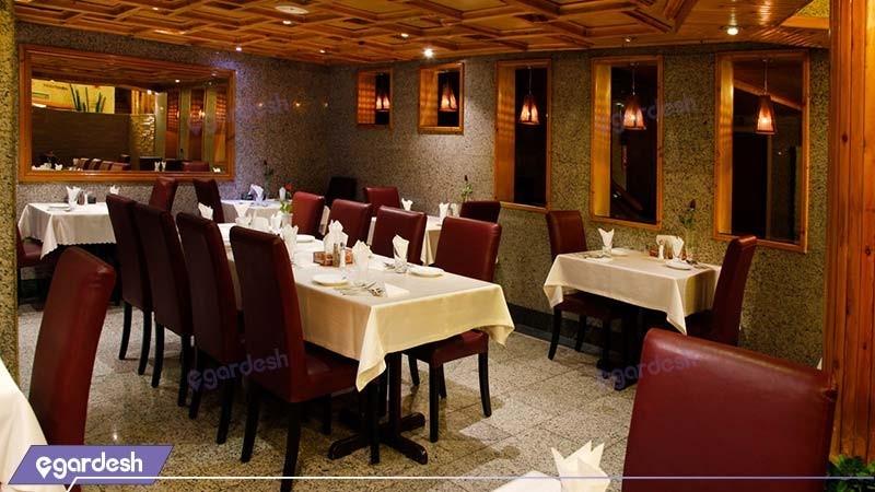 رستوران هتل امیر