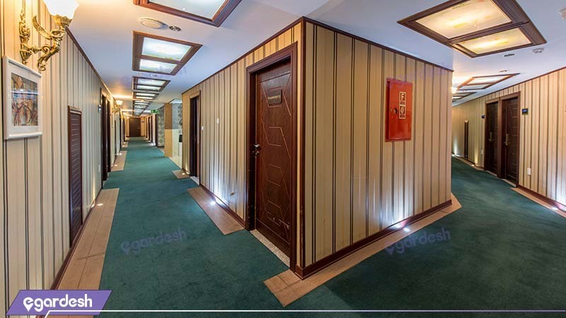 راهرو هتل بین المللی بوتیک آرامیس