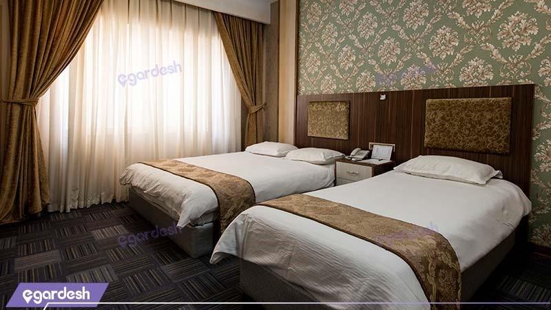 سوئیت معمولی هتل بین المللی بوتیک آرامیس