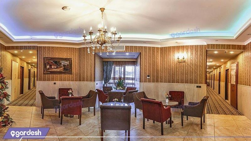 لابی هتل بهار