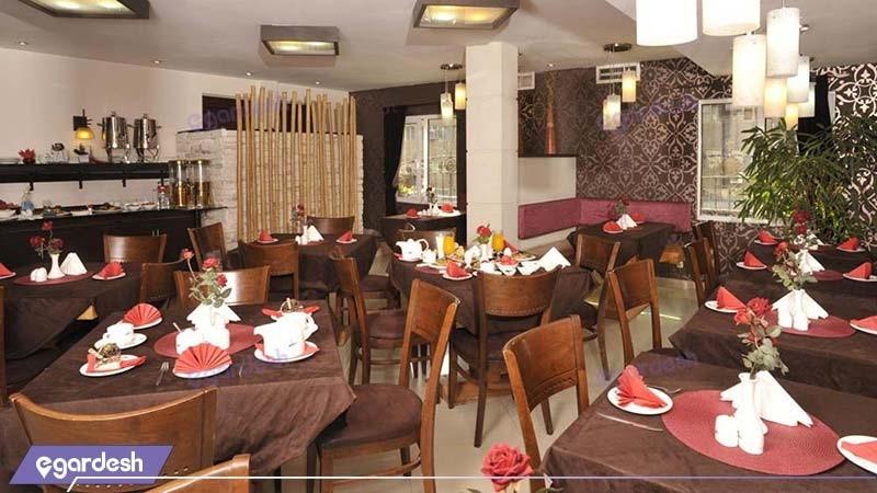 رستوران هتل الیان
