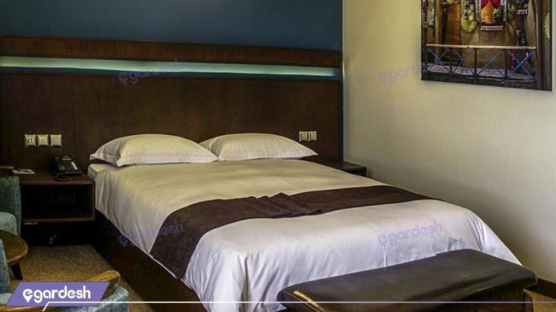 اتاق دبل هتل هتل اسکان الوند