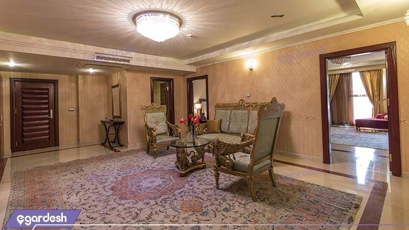 سوئیت اسپیناس هتل اسپیناس خلیج فارس