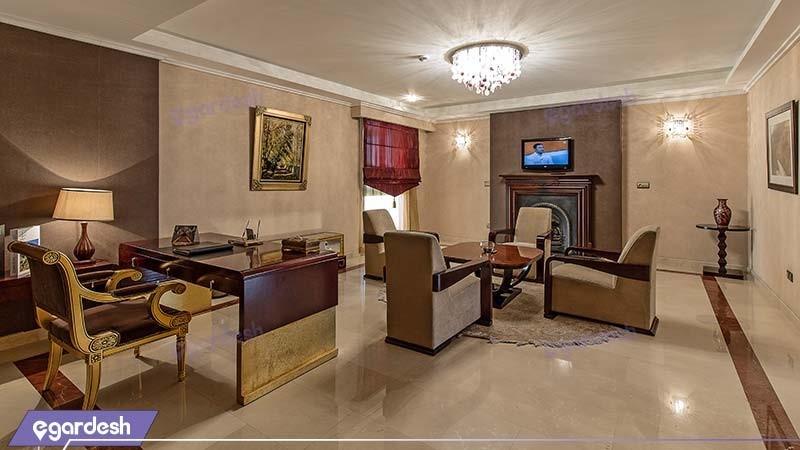 سوئیت پریزیدنتال هتل اسپیناس خلیج فارس
