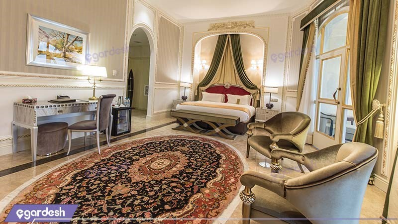 سوئیت اسپیناس پالاس هتل اسپیناس پالاس