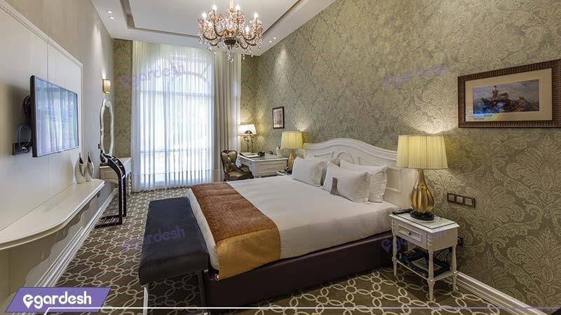 اتاق رویال هتل اسپیناس پالاس