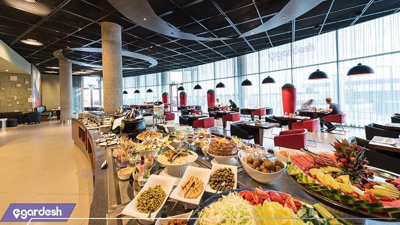 رستوران هتل ایبیس