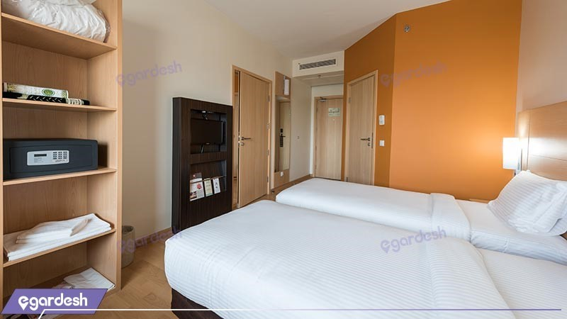 اتاق دو تخته توئین هتل ایبیس