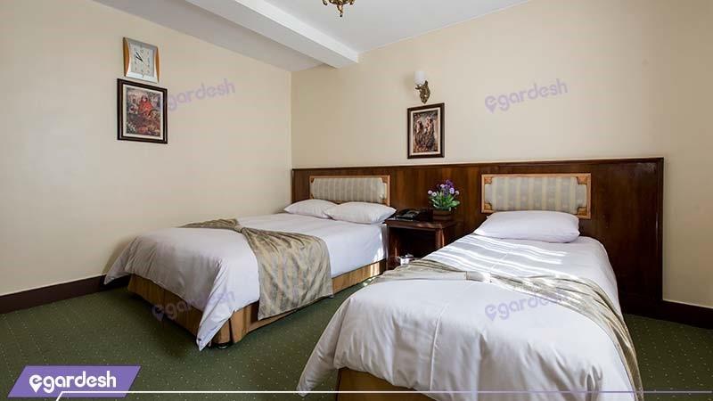 سوئیت هتل ایرانشهر