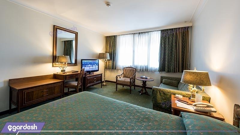 اتاق دو تخته دبل هتل لاله