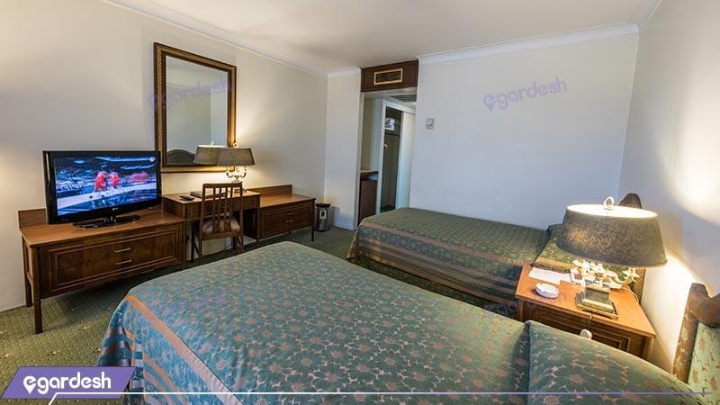 اتاق دو تخته توئین هتل لاله