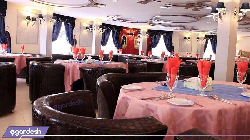 رستوران هتل مارلیک