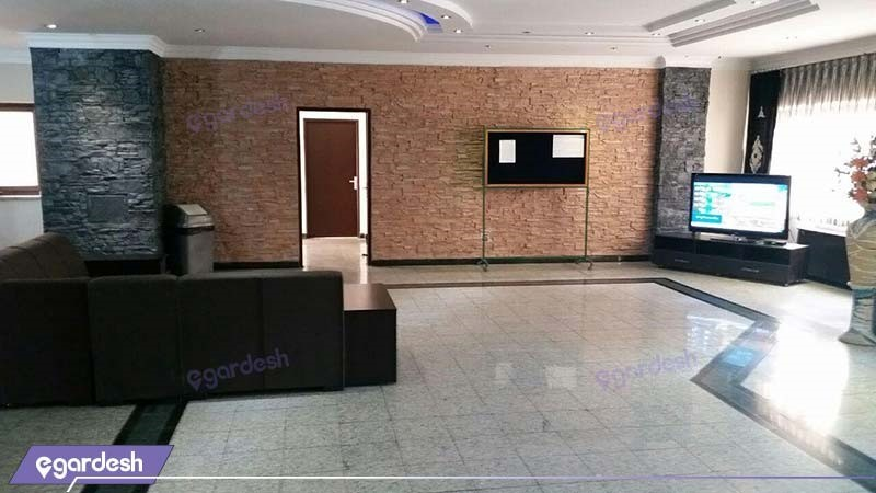 لابی هتل آکادمی ملی المپیک