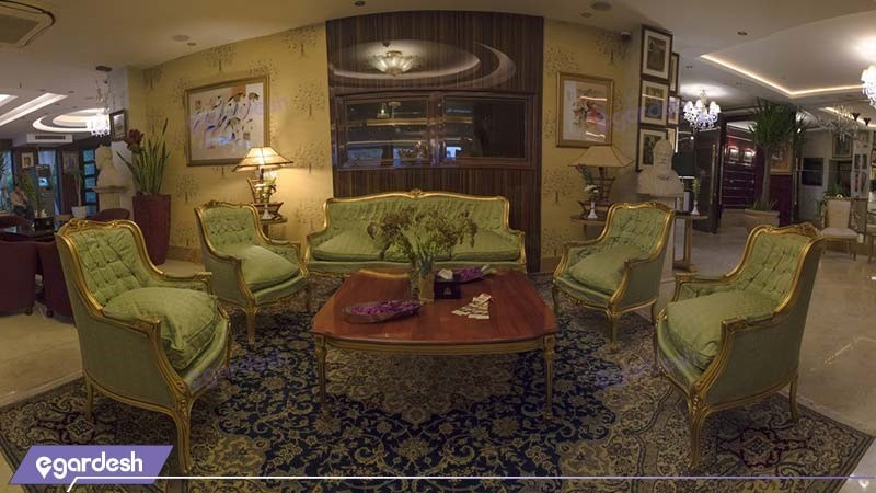 لابی هتل نیلو