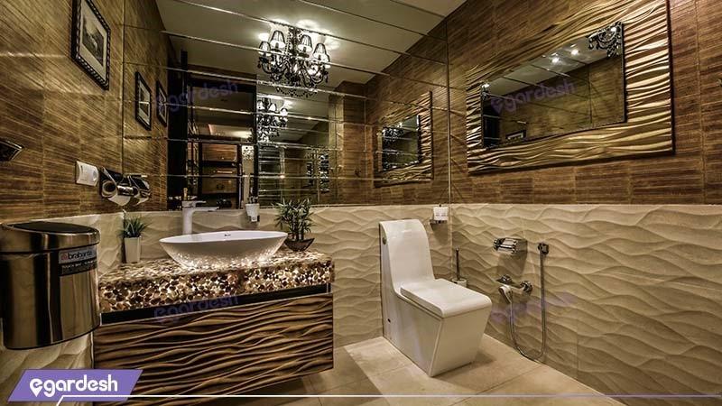 سرویس بهداشتی هتل نیلو