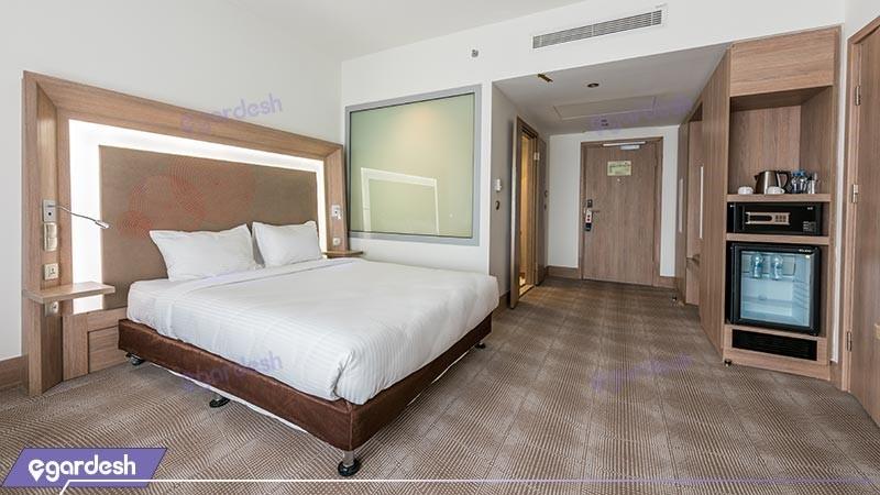 اتاق دو تخته دبل هتل نووتل