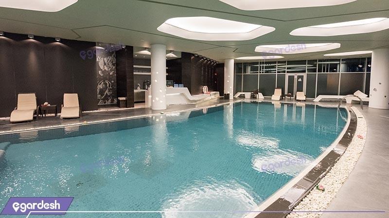 استخر هتل نووتل
