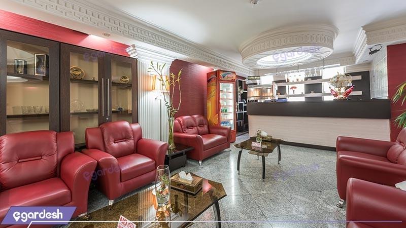 لابی هتل پاریز
