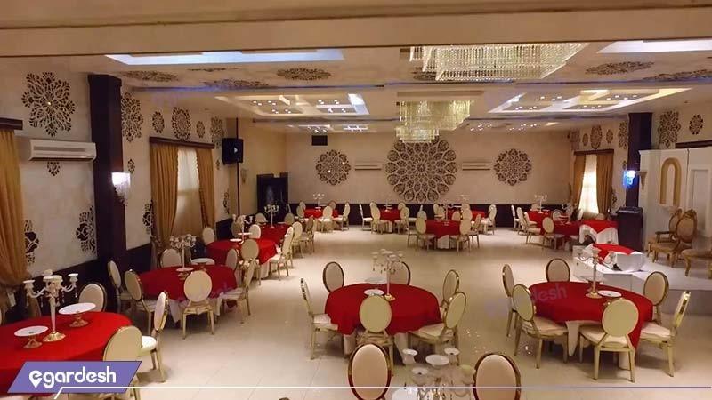 رستوران هتل پارسیان کوثر