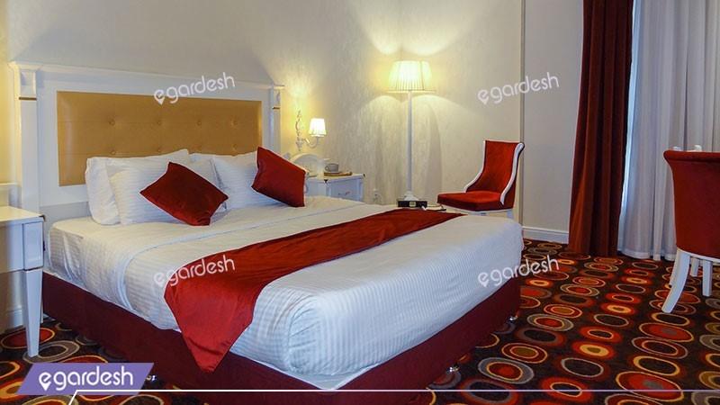 اتاق دو تخته ویژه هتل پرشین پلازا