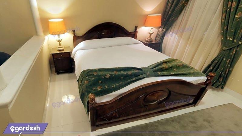 اتاق دو تخته دبل هتل رودکی
