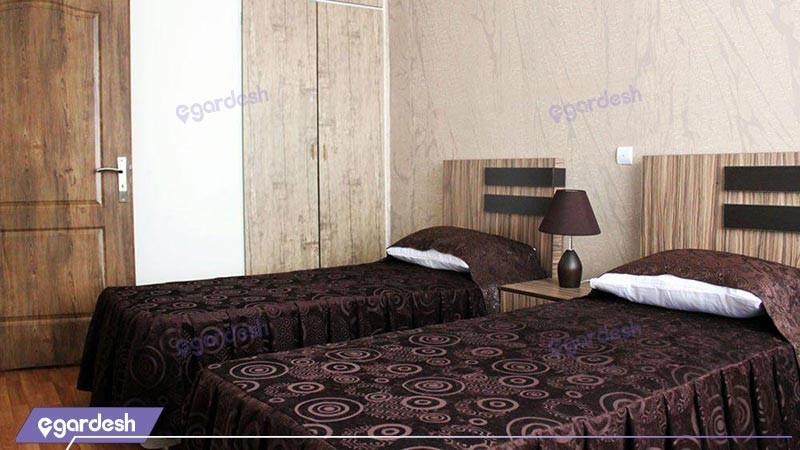 سوئیت دو خوابه هتل پانسیون رز