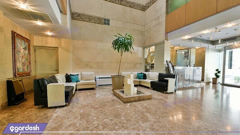 لابی هتل ساینا
