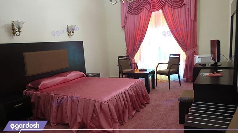 اتاق دو تخته دبل معمولی هتل شهر