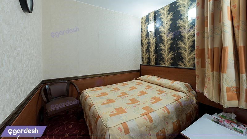 اتاق دو تخته دبل هتل شیراز