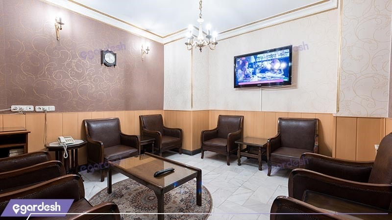 لابی هتل شیراز