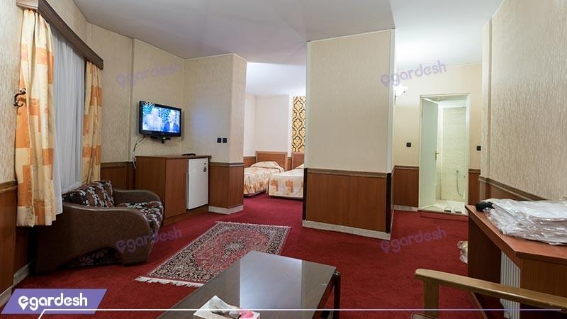 سوئیت هتل شیراز