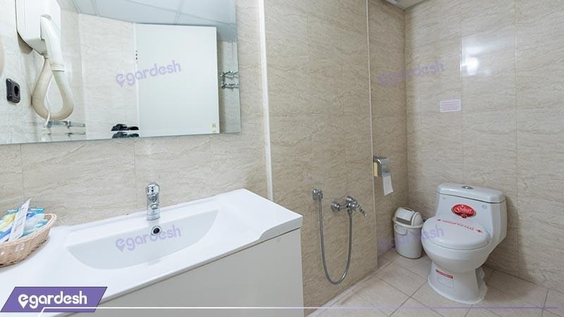سرویس بهداشتی هتل شیراز