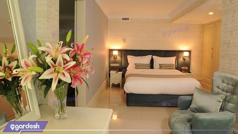 اتاق سوئیت رویال هتل سیمرغ