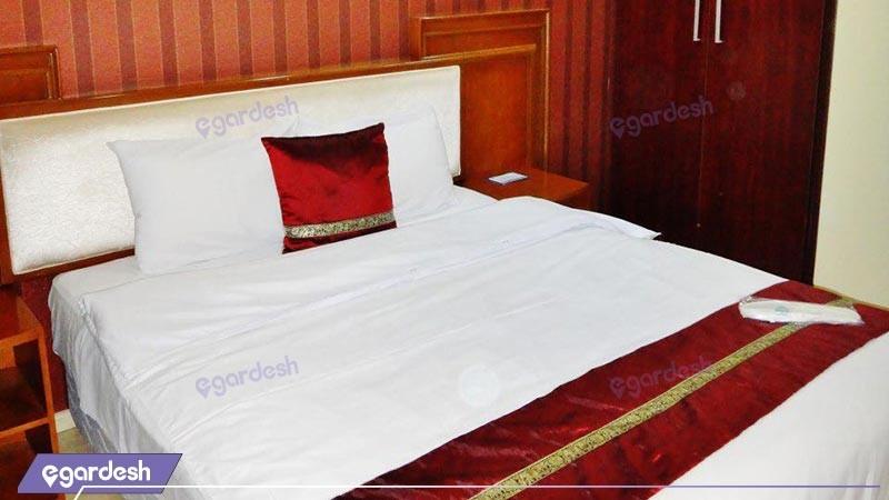 اتاق دو تخته دبل  هتل آپارتمان تاوریژ